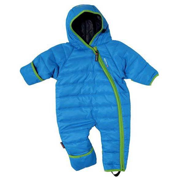 Isbjörn Frost Padded Primaloft Baby Jumpsuit