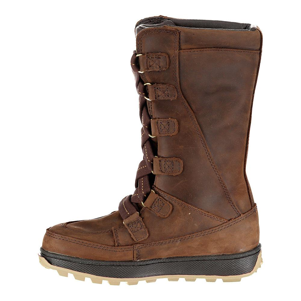 cea0b4857c8 Timberland Mukluk 8 In Waterproof Lace-Up Youth Brown, Snowinn