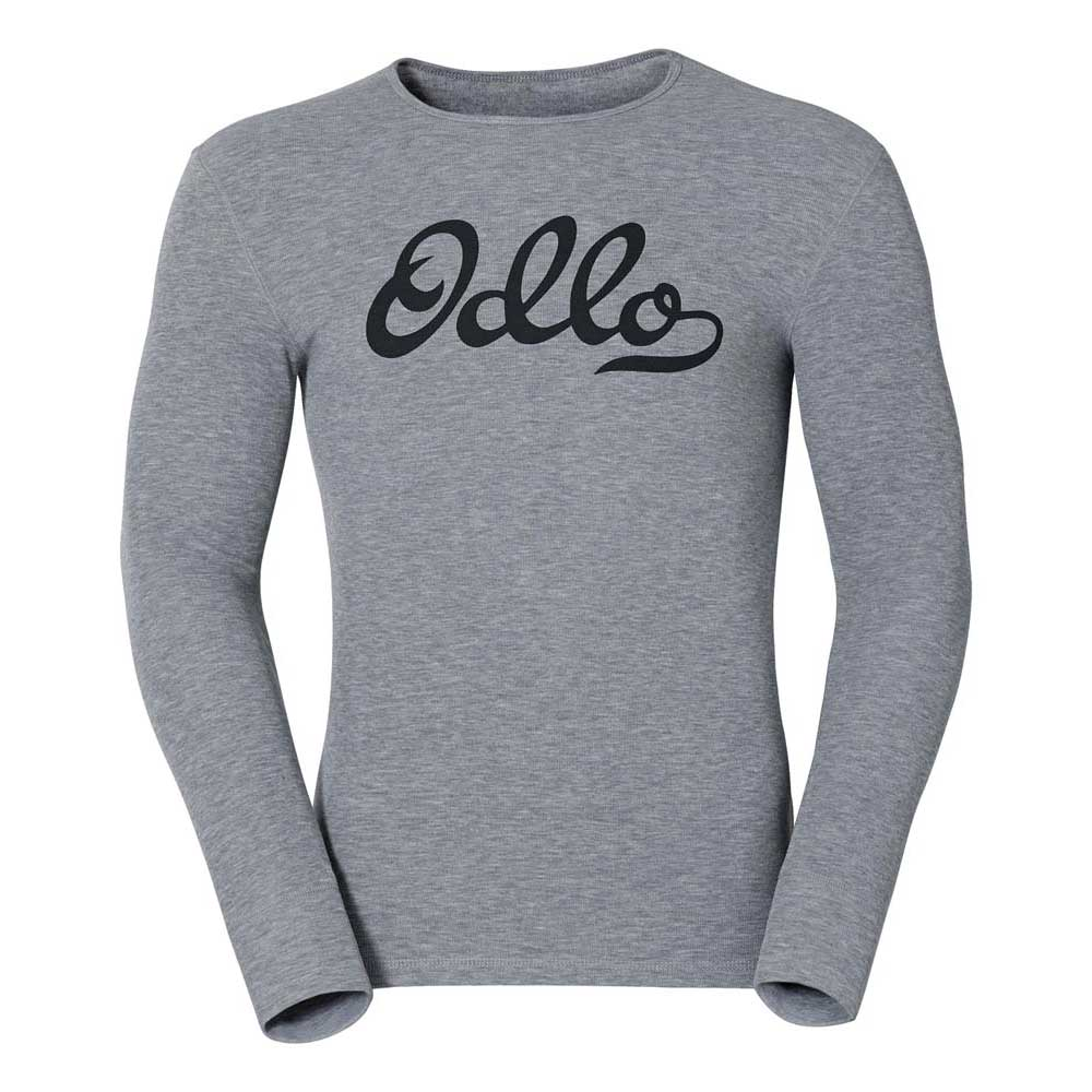 Odlo Shirt L/S Crew Neck Warm Heritage