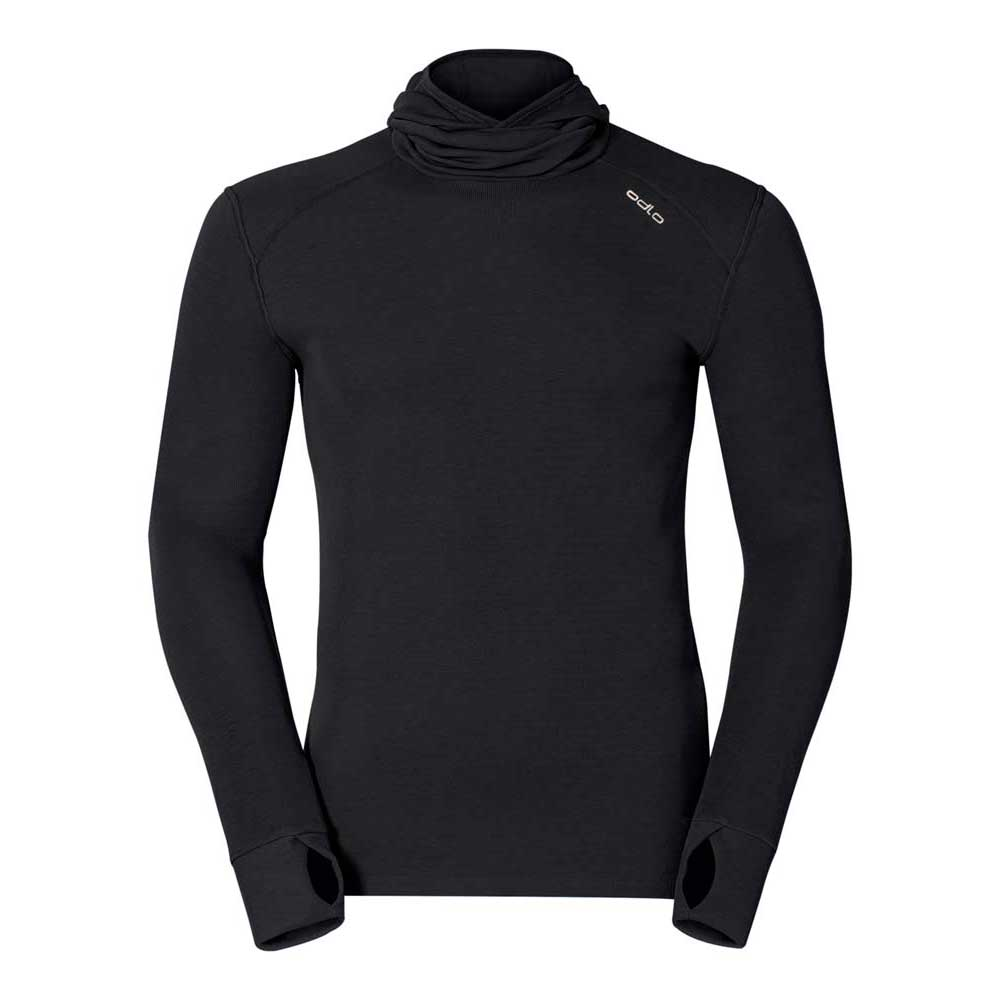 Odlo Crew Neck With Facemask Warm