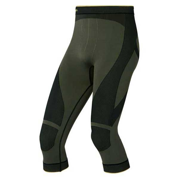 Odlo Pantalones 3/4 Evolution Warm Greentec