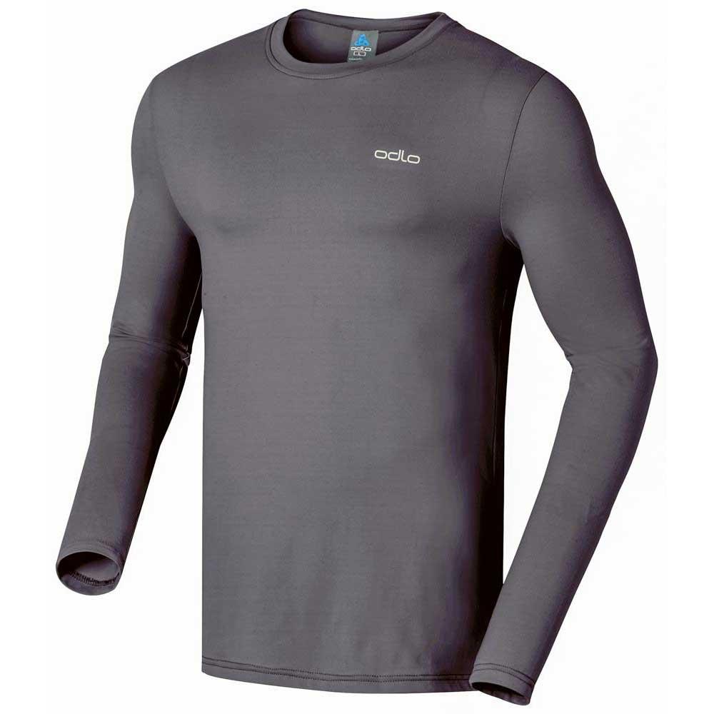 t-shirts-odlo-t-shirt-l-s-sillian-s-black