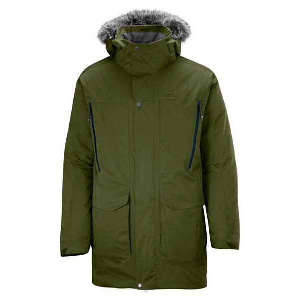 Salomon Prime Down Parka Bayou