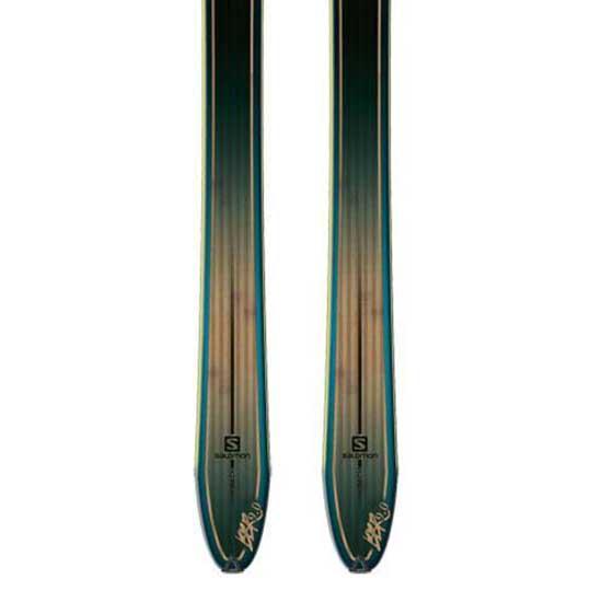 prix d'usine a9437 a98ca Salomon BBR 9.0 Green 13/14 osta ja tarjouksia, Snowinn Ski