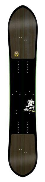 Salomon snowboard Split Board Sickstick 1314 , Snowinn
