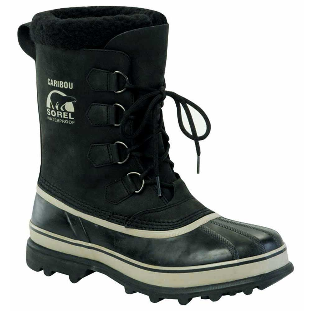 Sorel Caribou Black buy and offers on Snowinn d55ff8555a3