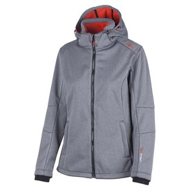 CMP Melange Fix Hood Jacket