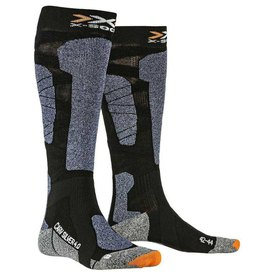 X-SOCKS Carve Silver 4.0