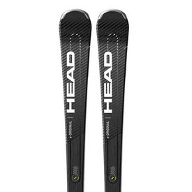 Head Supershape e-Original SW SF-PR+PRD12 GW Alpine Skis