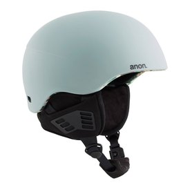 Anon Mens Maximum Warmth Blitz Ski//Snowboard Helmet with Adjustable Vents