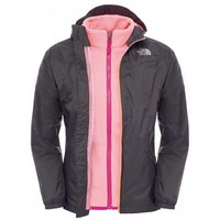 The north face Eliana Rain Triclimate Girls