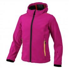 Cmp Softshell Jacket Fix Hood Girls