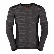 Odlo Shirt L/S Crew Neck Evolution Warm Black