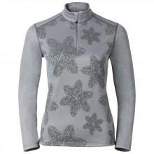 Odlo God Jul Print Midlayer 1/2 Zip