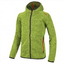 Cmp Boy Fleece Jacket Fix Hood