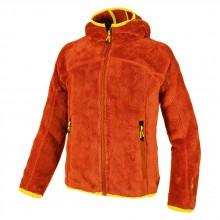 Cmp Girl Highloof Fix Hood Jacket