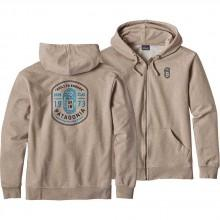Patagonia Ironmongers Badge Full Zip Hoody