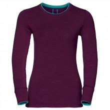 Odlo Shirt L/S Crew Neck Natural 100% Merino