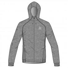 Odlo Techstyle Hoody Midlayer Full Zip