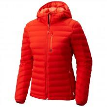 Mountain hard wear Stretchdown Hooded