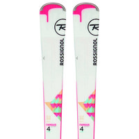 Rossignol Famous 4 + Xpress W 11