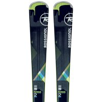 Rossignol Famous 2 + XPress W 10