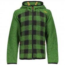 Cmp Boy Fix Hood Jacket Knitted