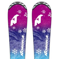 Nordica Little Belle+4.5 FDT