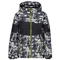 Cmp Boy Jacket Snaps Hood
