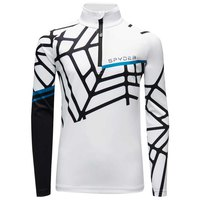 Spyder Boys Hideout Zip T-Neck