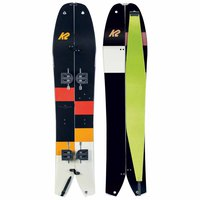 K2 snowboards Split Bean Package