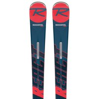 Rossignol React R6 Compact+Xpress 11 GW B83 Black Red