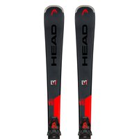 Head V-Shape V6 SW LYT+PRD 12 GW Alpine Skis