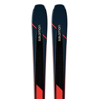 Salomon XDR 84 TI+Warden MNC 13 Gold C90 Alpine Skidor