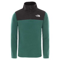 The north face Youth Glacier 1/4 Zip Recycled