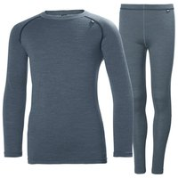 Helly hansen Merino Mid Set Junior