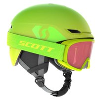 Scott Combo Keeper 2+Goggle Witty Junior