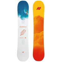 K2 snowboards Dreamsicle