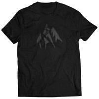 Jones Mountain Journey Korte Mouwen T-Shirt