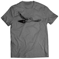 Jones Surf Pelican Korte Mouwen T-Shirt