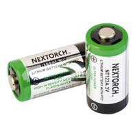 Nextorch Lithium Batteries 3V CR123A Nextorch